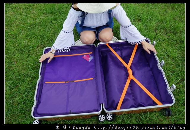 【行李箱推薦】一個連女孩兒都能輕易舉起的超輕羽量級行李箱|德國 NaSaDen 納莎登林德霍夫系列鋁框行李箱