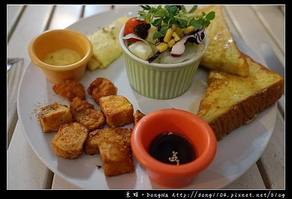 【新北食記】淡水早餐 特色早午餐推薦|壹號一大盤套餐|暢遊早餐店