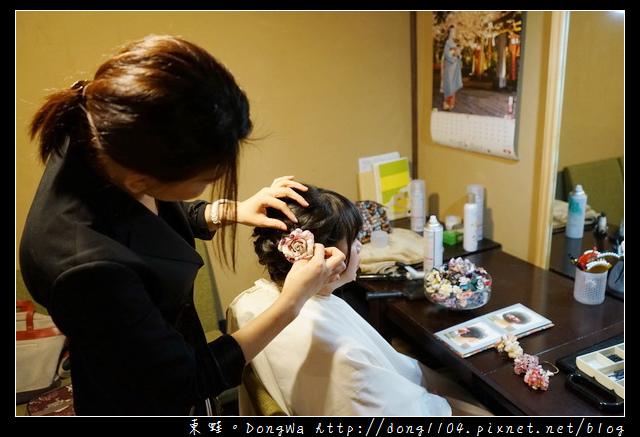 【大阪自助/自由行】京都精緻和服出租體驗 レンタル着物 和香菜