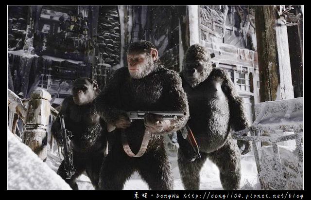 【電影心得】猩球崛起:終極決戰|猩球崛起三部曲X國賓影城獨家影迷場首映活動|八德廣豐新天地