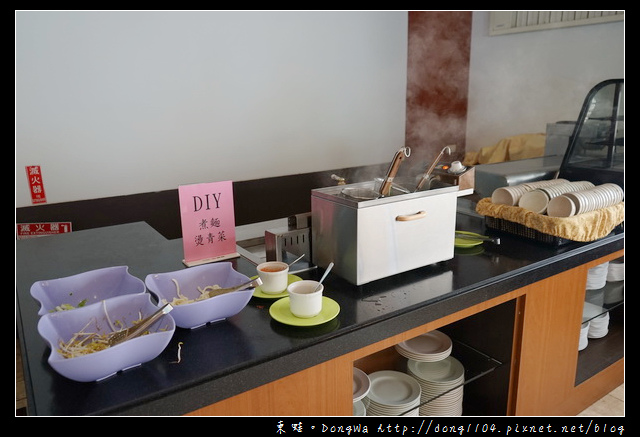 【墾丁住宿】小墾丁渡假村自助式早餐 佳樂水自助式餐廳