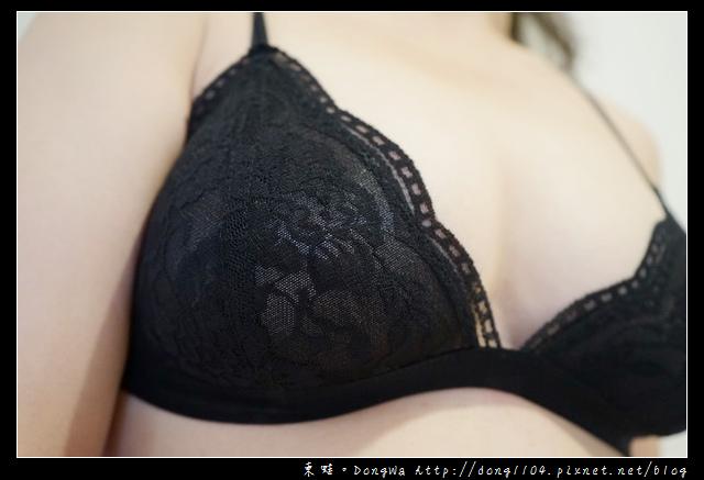 【開箱心得】無鋼圈蕾絲內衣推薦|薄襯裸肌感 舒服透氣|Sexyinshape 性感上身