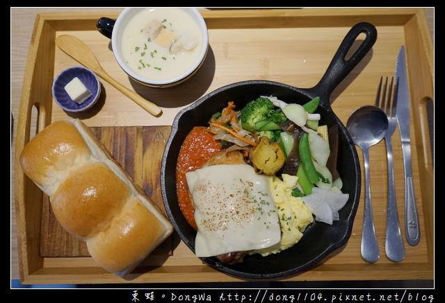 【新北食記】新莊早餐/麵包推薦|必推隱藏版菜單 鑄鐵鍋早午餐|果亞烘焙 GoA Bakery