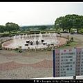 【古坑服務區】台灣國道休息區好好玩 西洋棋廣場區 兒童遊憩區 水舞廣場