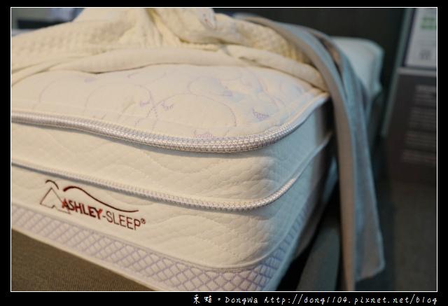 【台南獨立筒床墊】Ashley愛室麗美式家居|全台唯一深層睡眠獨立筒床墊