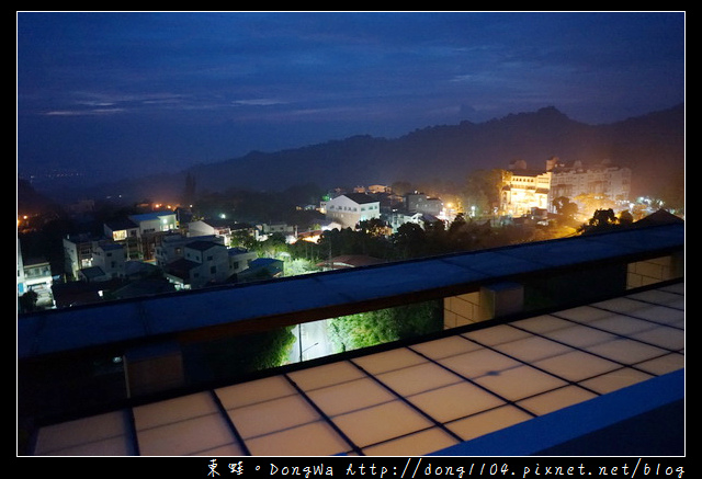 【台南食記】關子嶺美食推薦 雲頂咖啡BAR 山景餐廳 儷景溫泉會館