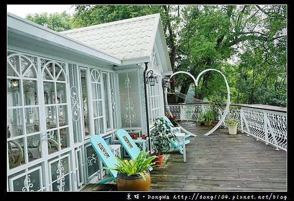 【台南食記】關子嶺下午茶|白色浪漫景觀玻璃屋|卡薩布蘭加.午茶時光 景大渡假莊園