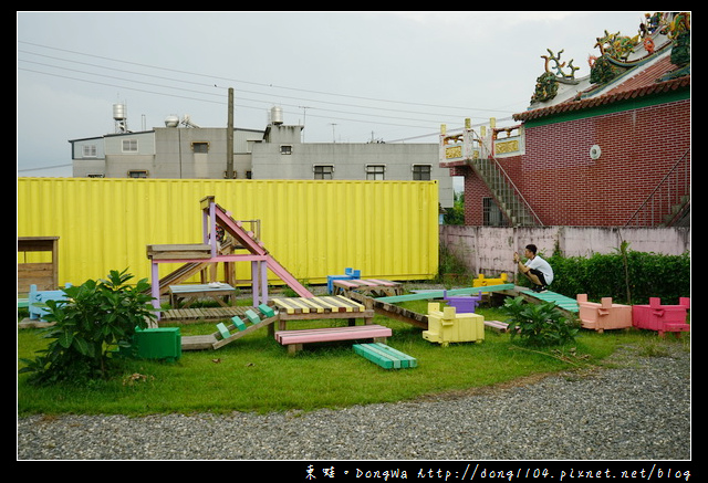 【台南遊記】後壁土溝景點推薦|繽紛藝術大型創作 IG打卡熱門景點|優雅農夫藝文農場