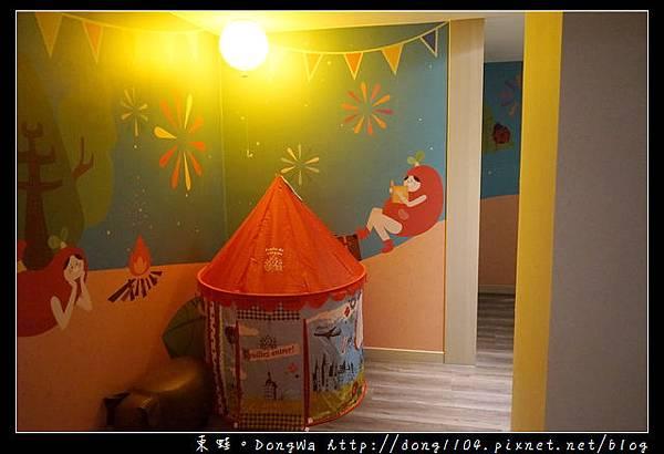 【台中住宿】台中親子飯店推薦 兒童繪本彩繪房 兒童遊戲區 星漾商旅中清館