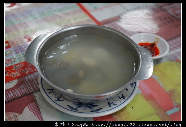【宜蘭食記】頭城小吃|五十年古早味|麻醬麵 蛤蜊湯