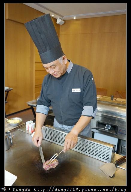【台北食記】台北鐵板燒|全台最便宜活龍蝦海陸套餐只要1390元|明水然無菜單鐵板燒慶城店