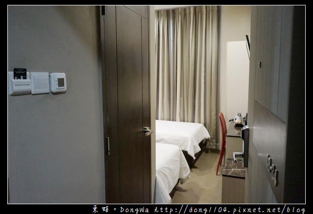 【新加坡自助/自由行】新加坡住宿推薦 | V Hotel Bencoolen | 兩張單人床房型 有游泳池 近地鐵MRT