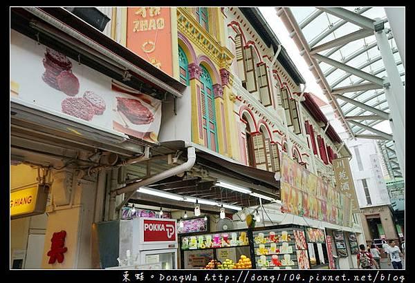 【新加坡自助/自由行】牛車水好玩景點好吃美食推薦|牛車水行程規劃與建議|牛車水遊客詢問中心