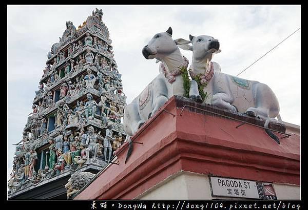 【新加坡自助/自由行】牛車水免費景點推薦|新加坡最古老印度教寺廟|馬里安曼興都廟