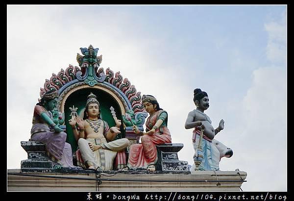 【新加坡自助/自由行】牛車水免費景點推薦 新加坡最古老印度教寺廟 馬里安曼興都廟