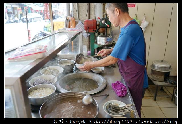 【雲林食記】北港朝天宮周邊美食推薦|69年老店 均一價每碗25元|北港圓仔湯