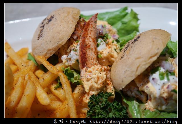 【華泰名品城美食推薦】Big Pier 大碼頭海鮮啤酒屋|美式手抓海鮮 美味活龍蝦雙堡