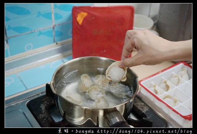 【宅配水餃推薦】台中逢甲鎮新記手工水餃|每個家庭冰箱內都要有的水餃