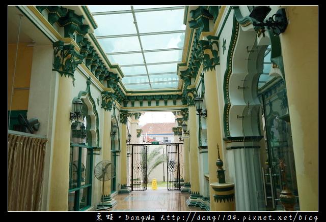 【新加坡自助/自由行】小印度免費景點|建於1907年 百年歷史清真寺|阿督卡夫回教堂 Masjid Abdul Gaffoor