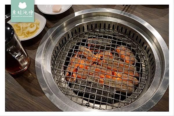 【桃園燒烤吃到飽】狩夜無煙炭火燒肉 火烤兩吃 精緻單點吃到飽