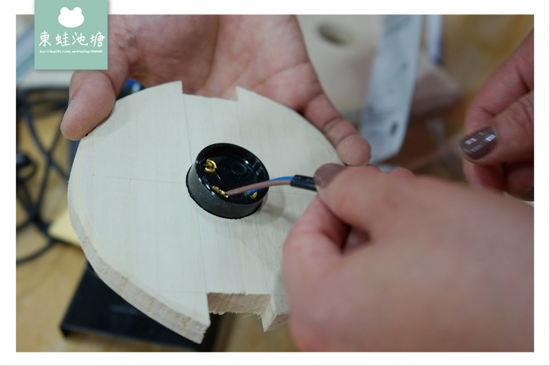 【特力屋手創空間】小夜燈DIY手作教學 復古造型暖心燈木工體驗