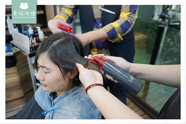 【台中美髮推薦】南屯區美髮沙龍 專業洗剪 哥德式柔漾護髮 VS HAIR