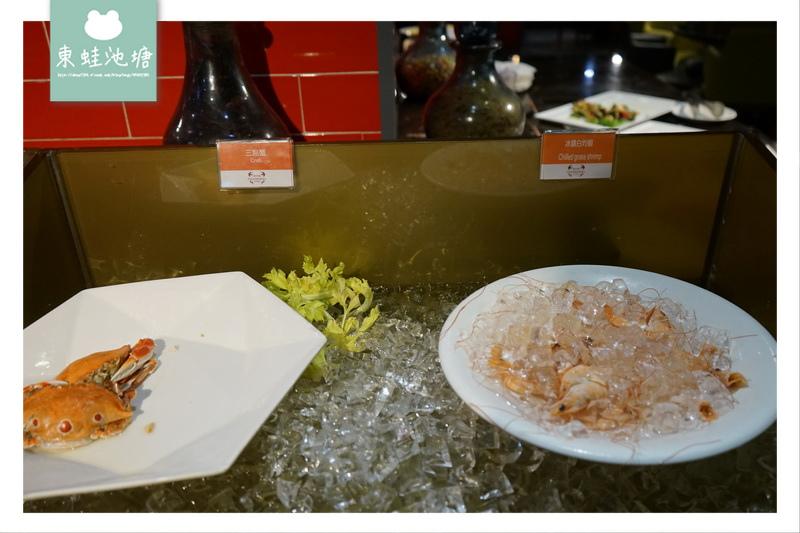 【萬里野柳吃到飽】現流生魚片 現點現煎牛排 薆悅酒店野柳渡假館 漁人廚房