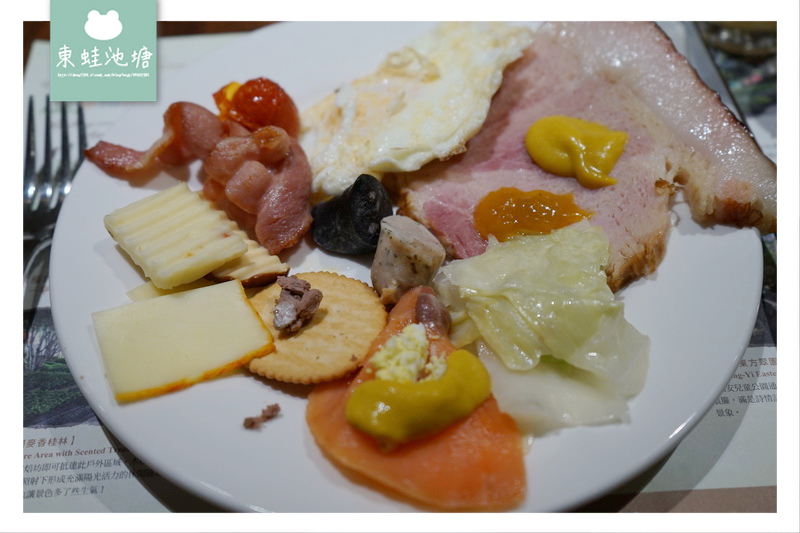 【台中自助式早餐推薦】台灣人氣旅宿早餐獎 裕元花園酒店溫莎咖啡廳