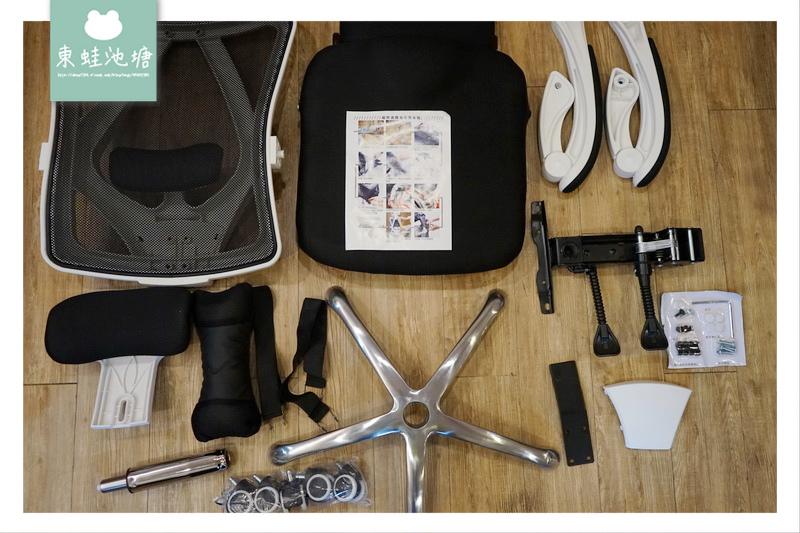 【電腦椅推薦】FUTURE 6D 人體工學躺椅 一張可以隨時躺著休息的椅子
