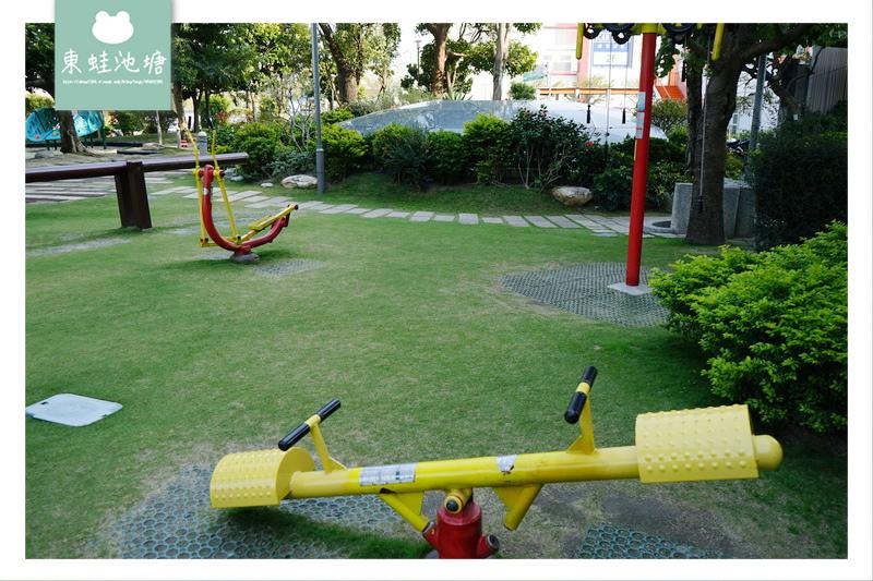 【台中兒童公園推薦】西屯區好玩沙坑 福安兒童公園