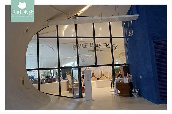 【台中免費景點推薦】自然流動的建築空間 宇宙行星體系空中花園 臺中國家歌劇院