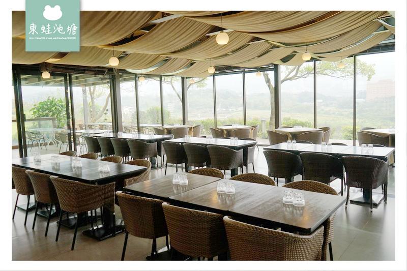 【淡水親子餐廳推薦】景觀餐廳 寵物友善 日光行館