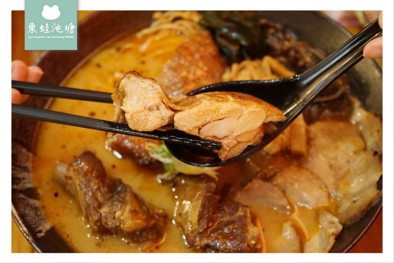 【桃園大業路拉麵推薦】3/11開幕慶 拉麵買一送一 揹潶鍋日式拉麵丼飯