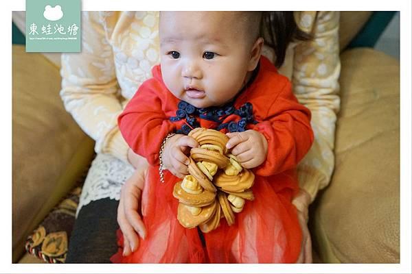 【寶寶收涎不求人】寶寶做四月日的心得分享 收涎餅乾DIY
