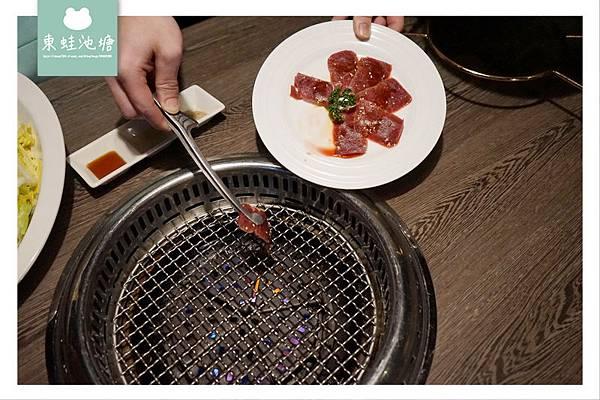 【中壢燒肉推薦】青石代 Zendon Yaki 燒肉專門 | 帝王級9oz牛排雙人套餐