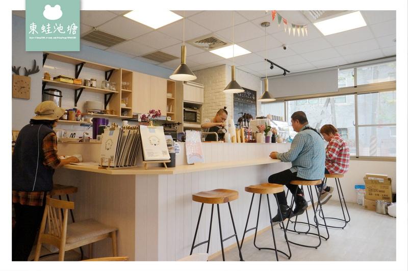 【台南山上咖啡廳推薦】北歐風格 南科人的下午茶 K.Fika 啡卡咖啡
