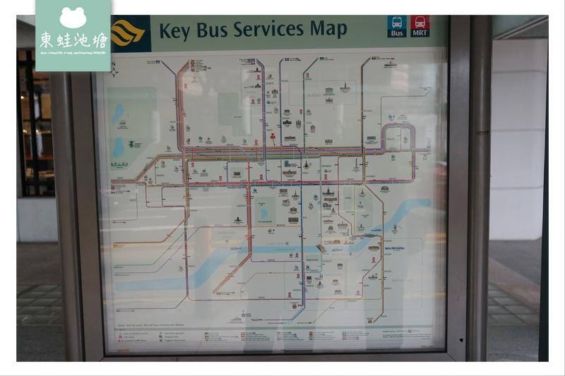 【新加坡自由行交通工具推薦】搭巴士 bus 遊新加坡 快速方便又省錢