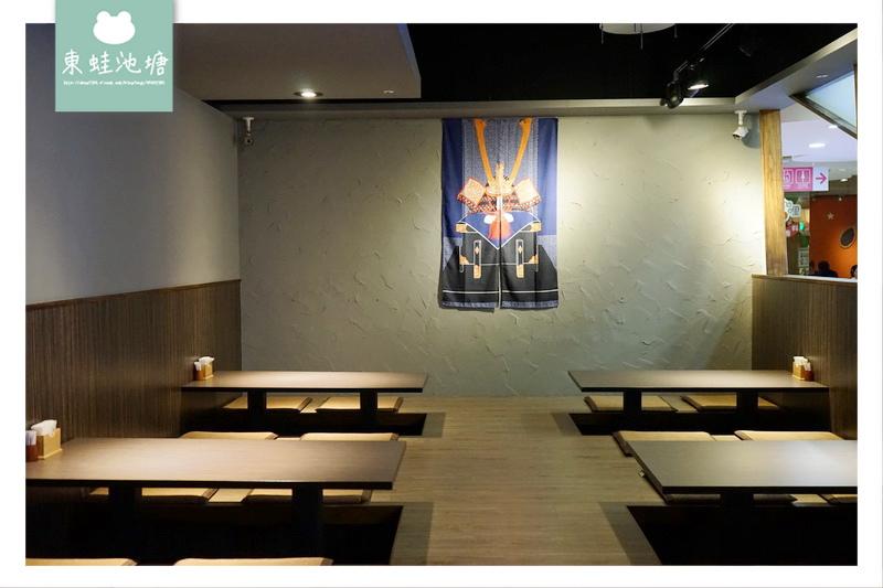 【台北文山區日本料理推薦】景美瀚星百貨美食街 浪花屋日本食堂