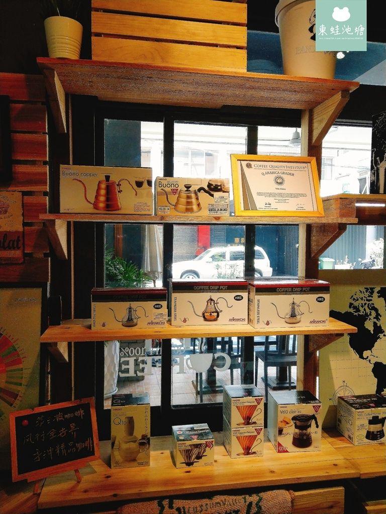 【台中咖啡】2018全新胖達咖啡茶專門店.75元也可以喝到世界好茶 (16).jpg