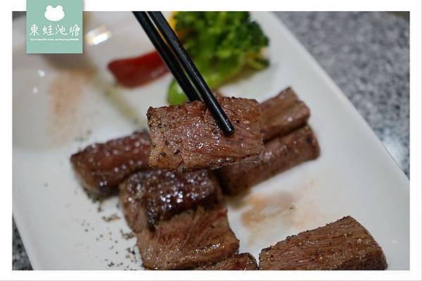 【台中西區鐵板燒推薦】86海鮮創意鐵板料理 美國翼板牛嚴選套餐