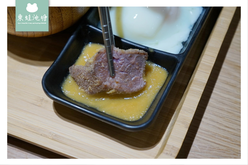 【澎湖好吃美食推薦】嵐山熟成牛かつ專売 Choice熟成牛肉炸牛排