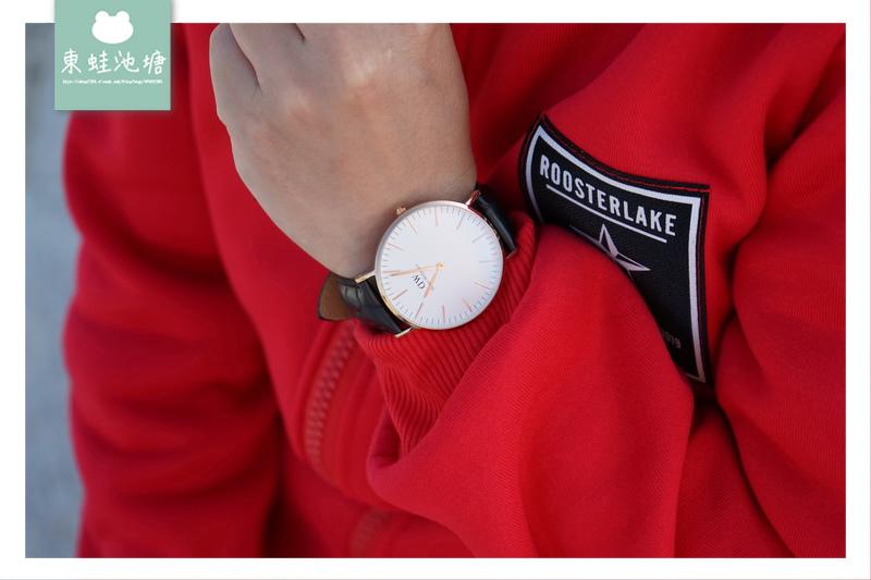 【情人送錶推薦】Daniel Wellington 時尚經典手錶 | 2018 DW4月春季送錶帶活動-官網輸入dongwa可打85折