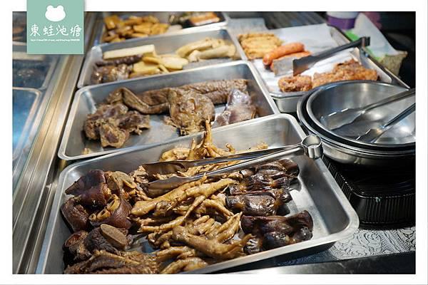 【台北北投區市場美食】獨家中藥滷包 純黑豆醬油 鼎利滷味