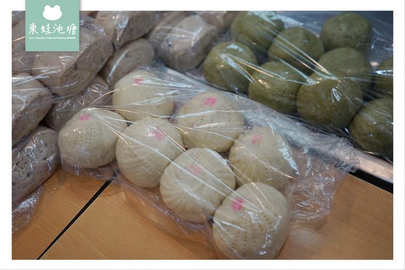 【台北中正區美食推薦】水源市場 老麵種發酵 不添加防腐 小上海點心
