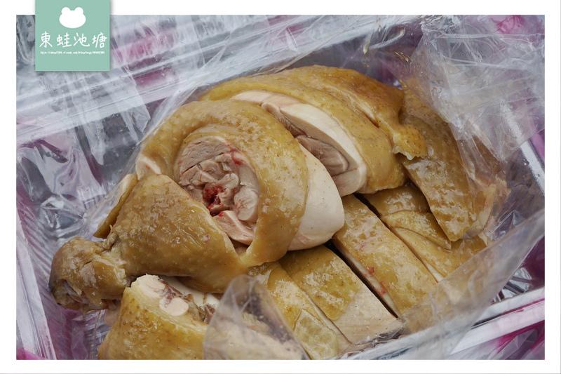 【台北大同區市場美食】大龍市場 來自台東玉里的油雞 大龍雞