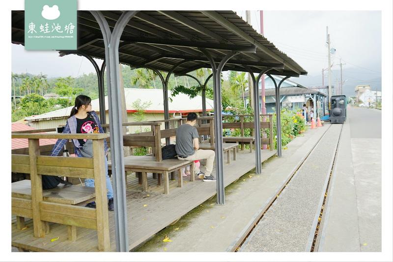 【宜蘭三星免費景點】復刻版林鐵小火車 偶像劇電影拍攝景點 天送埤車站