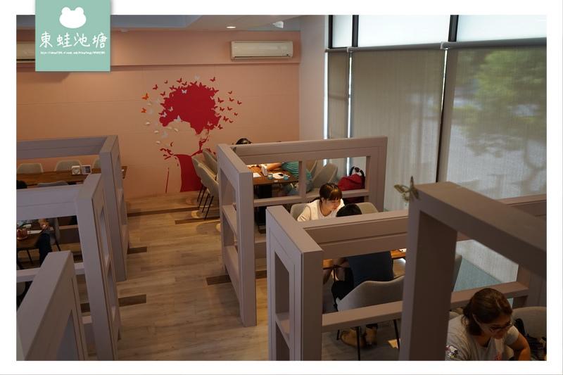 【台中聚餐餐廳推薦】大空間包廂/單人吧台式用餐區 異國美食料理 YATS Light 葉子台中