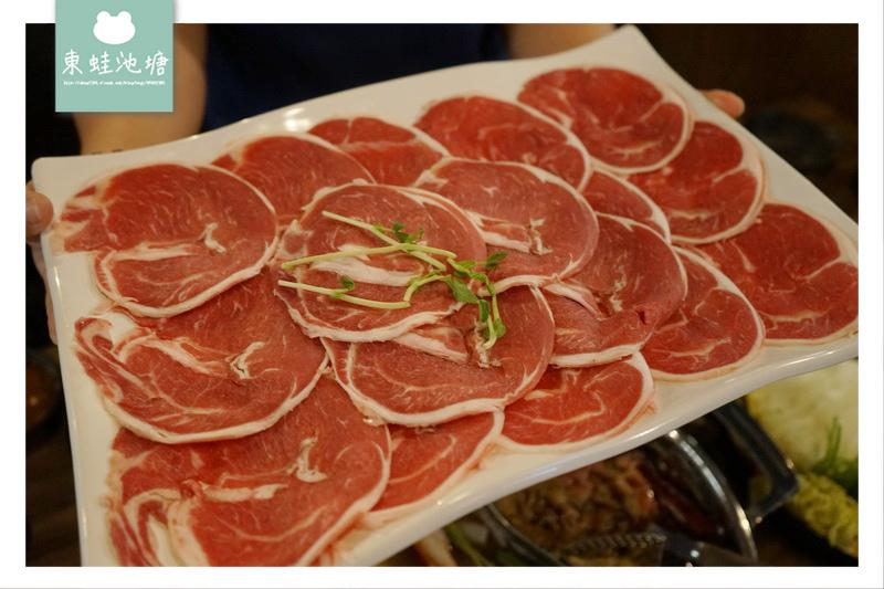 【新竹竹北火鍋推薦】超大份量肉盤 打卡再送肉肉 肉多多火鍋竹北店