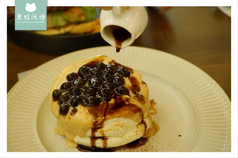 【台中舒芙蕾鬆餅推薦】龍丼區人氣餐廳 LEO CHIU 樂丘廚房