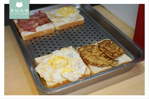 【桃園八德早餐推薦】肉排蛋吐司不只肉排蛋吐司 還有培根沙拉蛋和咖哩肉排蛋 晨吉司漢肉排蛋吐司旗艦店